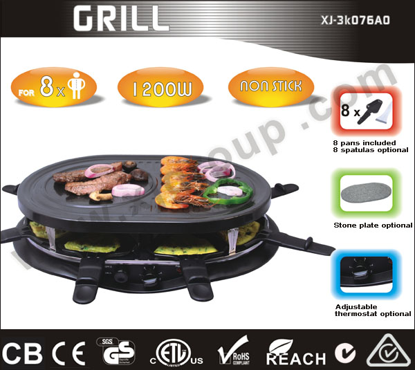 electric crepe grill